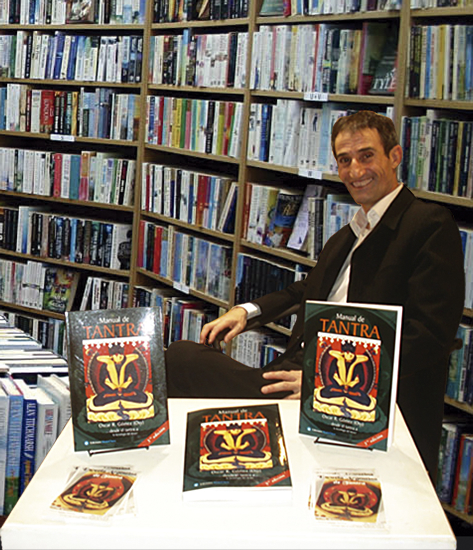 Osy en la feria del libro de Buenos Aires